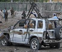 5 killed in Mogadishu car bomb