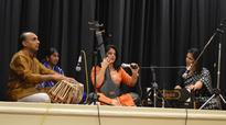 Enthralling concert on Classical Group Ragas