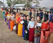 Over 80% polling in first phase in Manipur