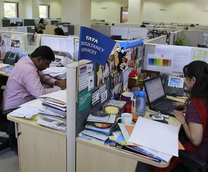 TCS Q4 net grows 4.2% to Rs 6,608 crore