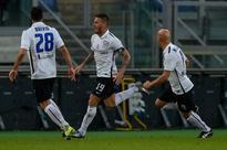 Emotional send-off for Atalanta legend Denis
