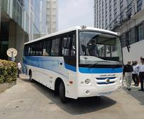 Ashok Leyland to have three-pronged approach for electric buses