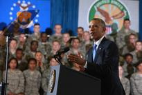 Obama to give final counterterrorism speech at Florida base