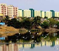 Work on Adyar widening sluggish