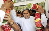 Siddaramaiah inducts 28 ministers in Karnataka Assembly