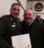 First Libyan colonel qualifies for US Air War College