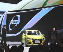 This year's Beijing auto show large, not lavish
