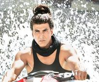 Akshay Kumar's action packed appearance in 'Dishoom'