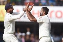 India beat New Zealand by 321 runs to sweep series