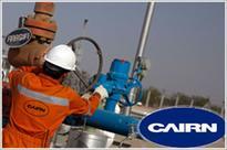 Cairn India slips 1%