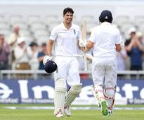 England's Don! Alastair Cook level with Sir Bradman with 29th Test century