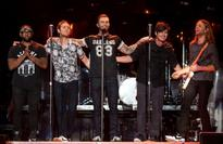 Maroon 5 cancels North Carolina concert over anti-trans bathroom law