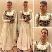 Yay or Nay : Kajal Aggarwal in Rimple and Harpreet Narula and Sabyasachi