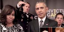Obamas lay down challenge to royals