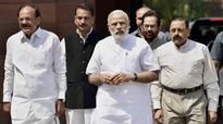 In Parliamentary meet, BJP decides to corner Cong over VVIP chopper scam, Ishrat case