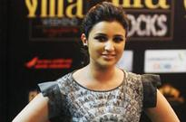 I have internal pressure to do better Parineeti Chopra