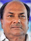 Congress facing serious challenge in Kerala, says Antony