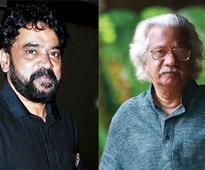 Adoor and Santhosh Sivan in : Limca records
