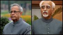 President Mukherjee and VP Ansari greet nation on Milad-un-Nabi, spread message of universal brotherhood