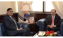Electricity minister receives Indian ambassador