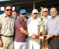 Moin Khan Seniors won Southern Regional Final of Seniors Cup