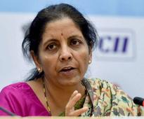 Those who can't deliver spread fear about BJP: Sitharaman
