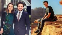 Instagrams new favourite is Queen Ranias son, the crown prince of Jordan