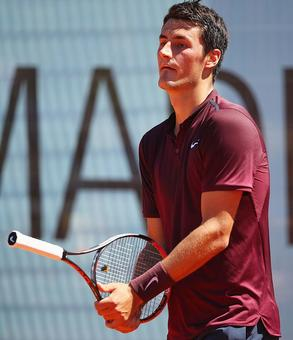 High on grass, Tomic raring to go at Wimbledon