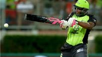 Cricket Australia gives green light for Andre Russell's black bat in Big Bash League