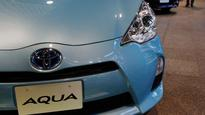 Toyota mulls launching more small cars, compact SUVs in India