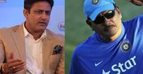 Team India's new coach: Kumble, Shastri interviewed, Sandeep Patil stays away