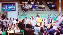 MLAs come to blows in Gujarat Assembly