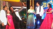 In pics and videos: Sunil Grover, Krushna Abhishek and others make Bharti Singh's sangeet a night to remember