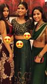 WOW! Suhana Khan looks pretty in a traditional lehenga!