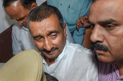 Unnao rape case: CBI makes 2nd arrest; Sengar sent to 7-day custody