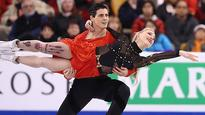 Ice dancers Piper Gilles, Paul Poirier quietly rise in rankings