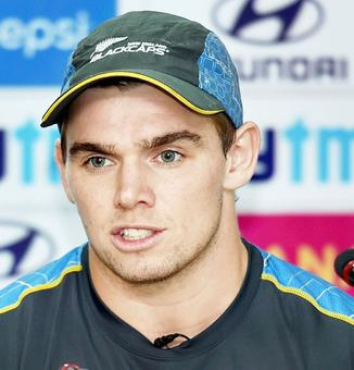 New Zealand relying on video footage to help counter spin threat