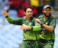 Reports: Shahid Afridi and Saeed Ajmal lose PCB central contracts