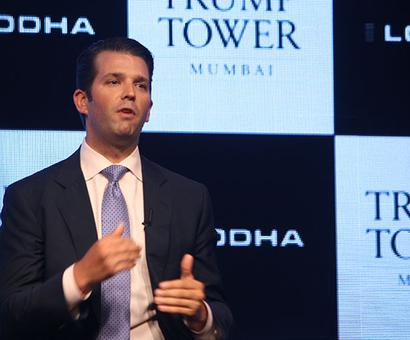 Trump Jr arrives in India; Indo-Pacific ties, realty projects on agenda