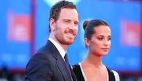 Michael Fassbender, Alicia Vikander are officially married