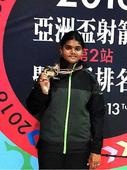 Archer Surekha wins two medals in Taiwan