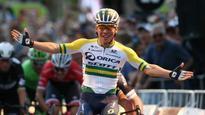 Australian cycling: Caleb Ewan beats Peter Sagan to win People's Choice Classic