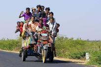INDIA@70: India's Population Growwwth