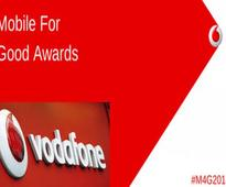 Vodafone Foundation, Nasscom launch 'Mobile for Good Awards'