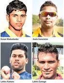 Injury hit Lanka pick inexperienced fast bowling line-up : Chandimal ruled out of Zimbabwe Tests