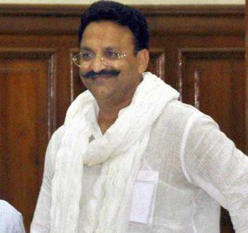 Gangster-turned-politician Mukhtar Ansari joins BSP