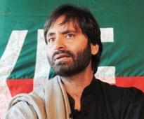 Day not far when tyranny will end in Kashmir: Yasin Malik