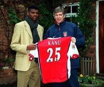 Arsene Wenger Praises Kanu For Impact On His Career