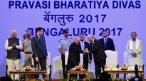 Portugal PM Da Costa, Indian-America official Nisha Biswal among those conferred Pravasi Bharatiya Samman