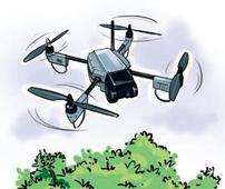 Forest Department Set to Acquire Drones